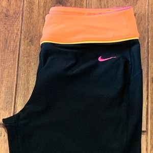 Nike FitDry Athletic Pants, Size S